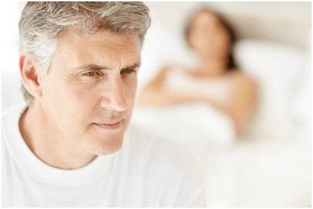 Ở tuổi nào có nguy cơ bị mãn dục nam