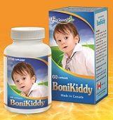 Phòng tránh các bệnh đường hô hấp ở trẻ em bằng BoniKiddy